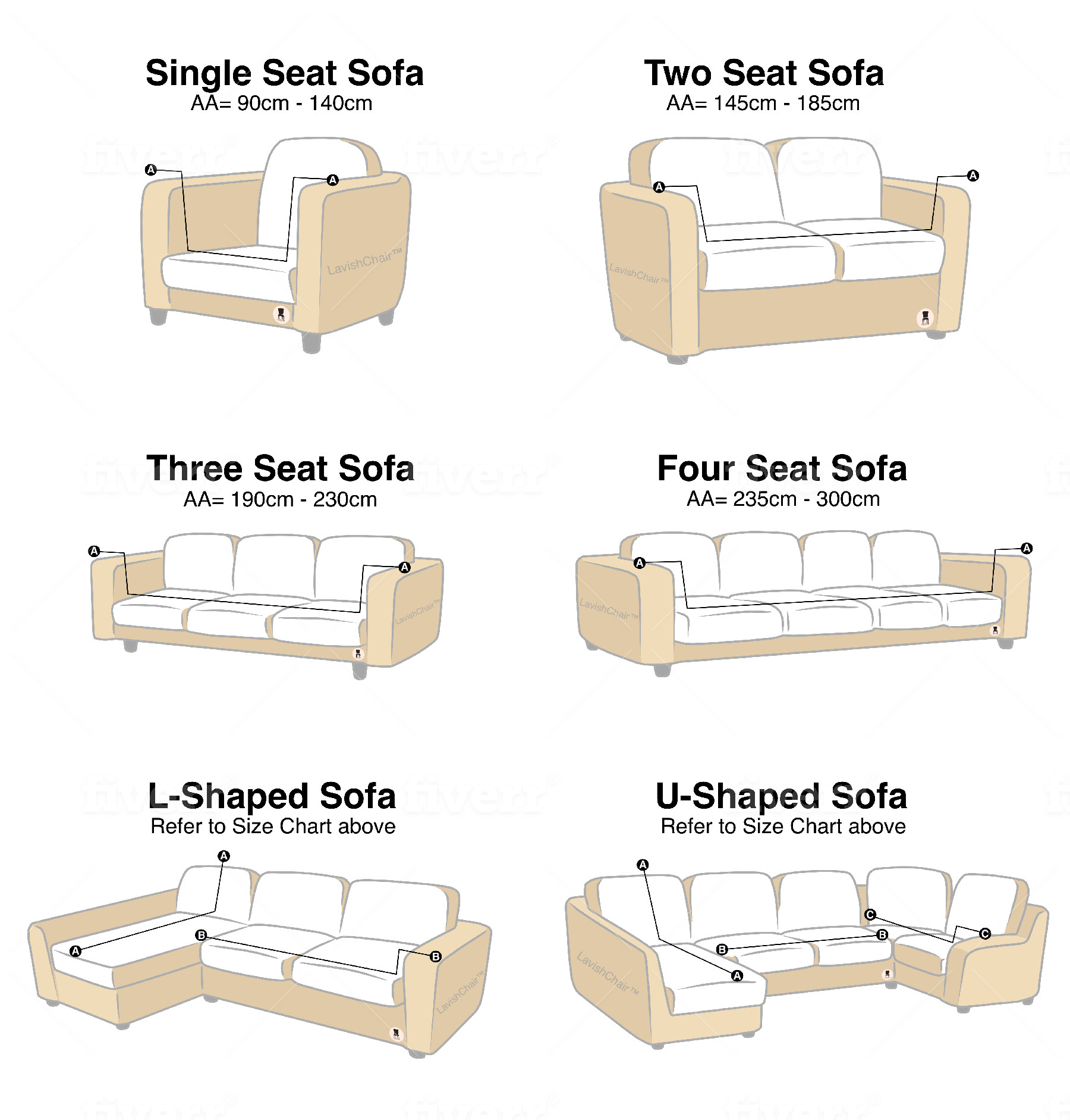 Best Picture Chair Sofa Size