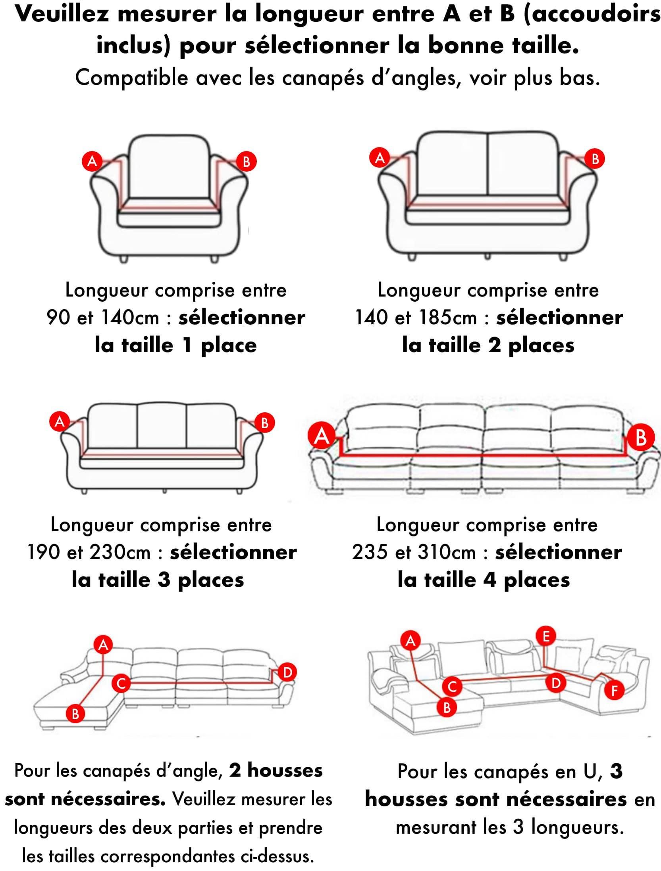 Housse De Canape Avec Motifs Renewing Design
